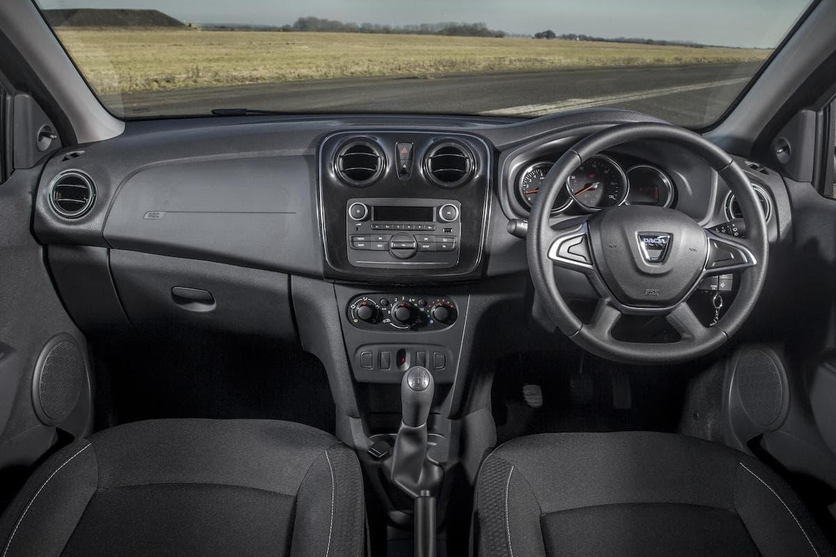 Dacia Logan MCV (2013 - ) interior and dashboard | The Car Expert