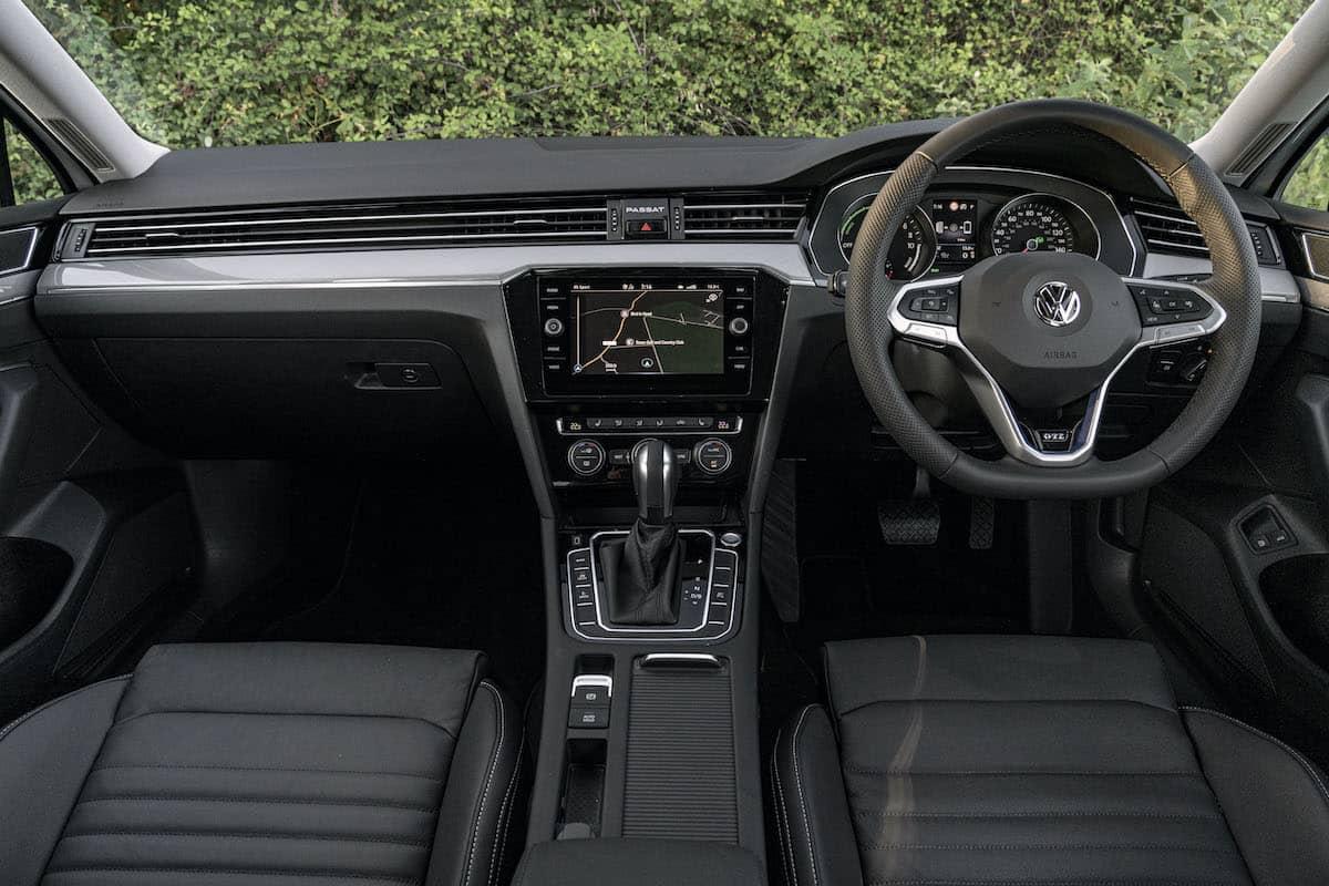 Volkswagen Passat interior and dashboard | The Car Expert