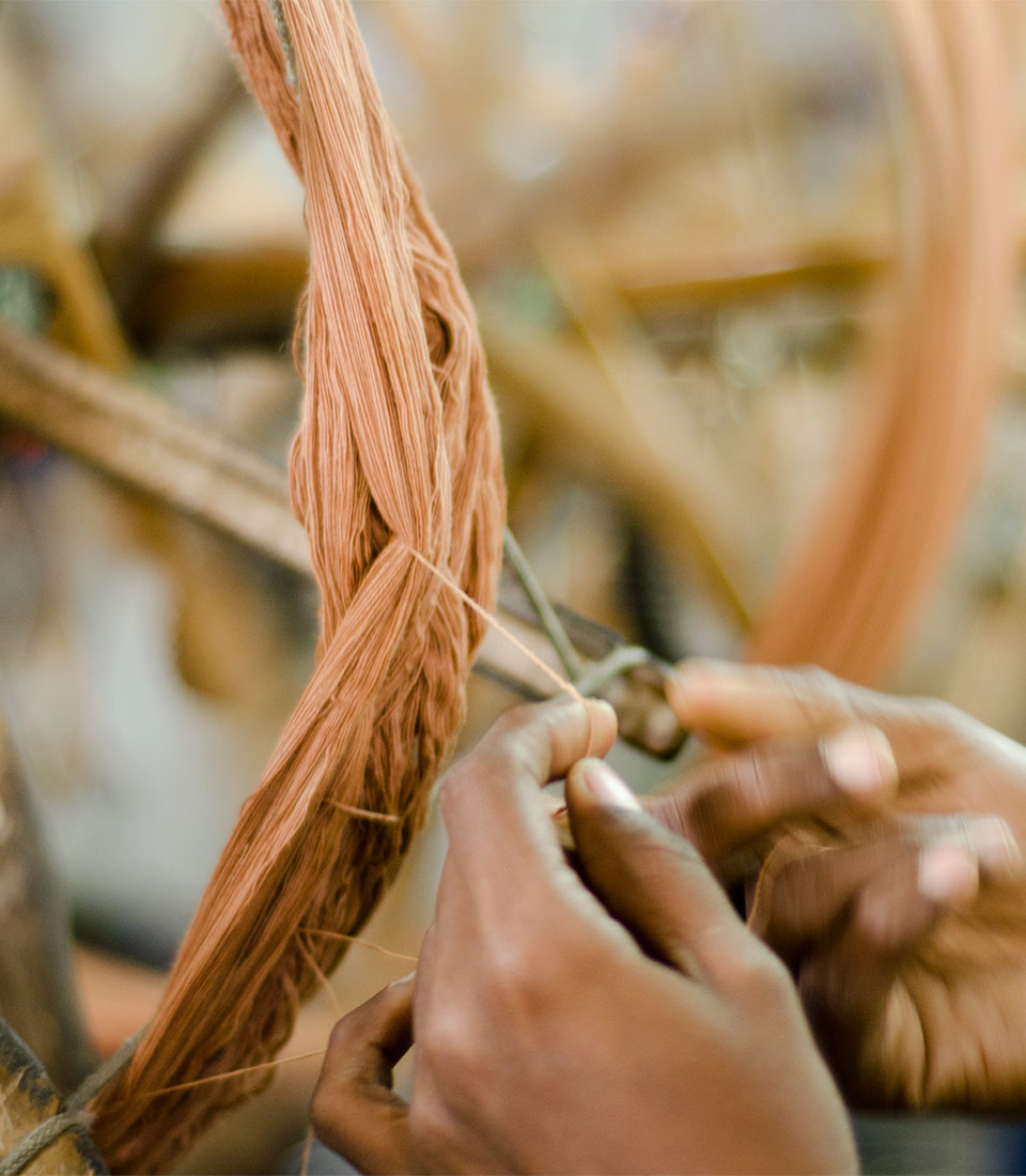 Sustainable fabric services