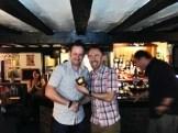 Neil Smith and Matt Bailey