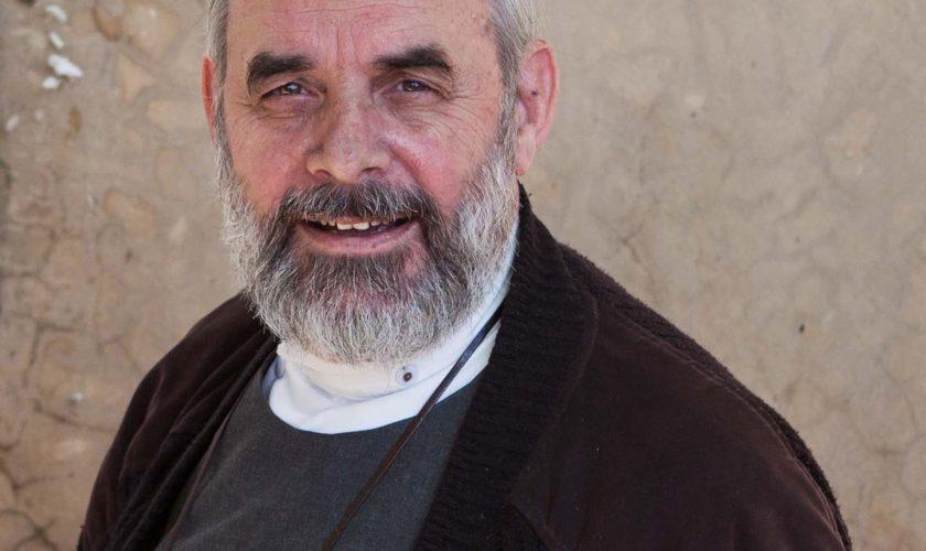 Broeder Andrew de Carpentier: volgeling van het kruis
