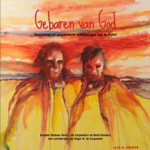 Cover Boek Gebaren van God