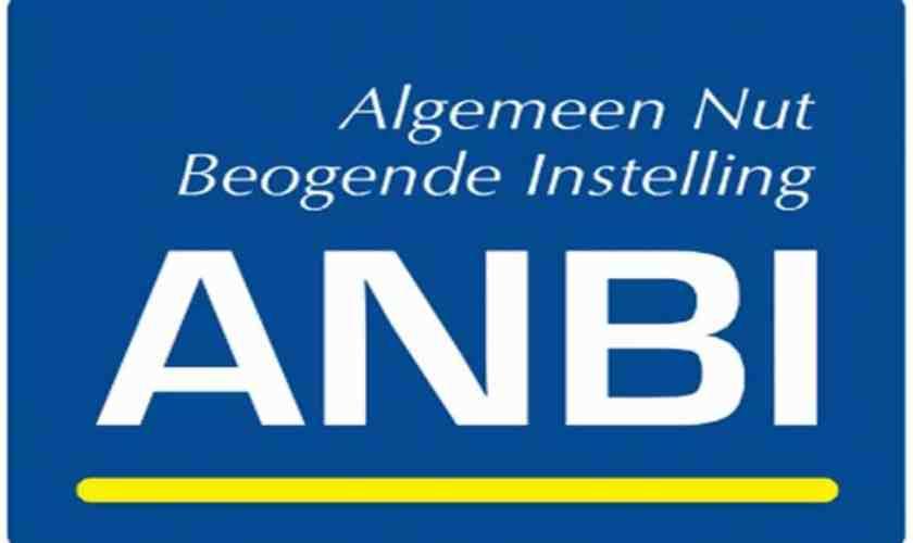 Yes, we hebben de ANBI-status