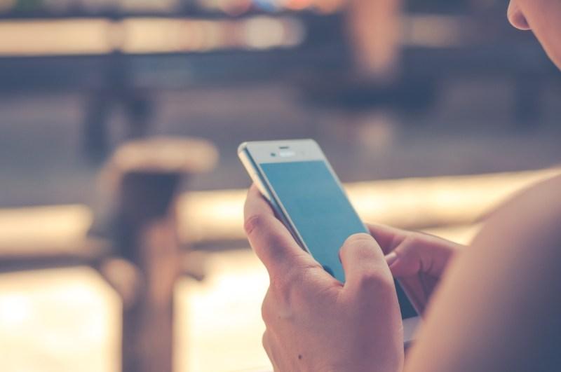 mobiel voor app