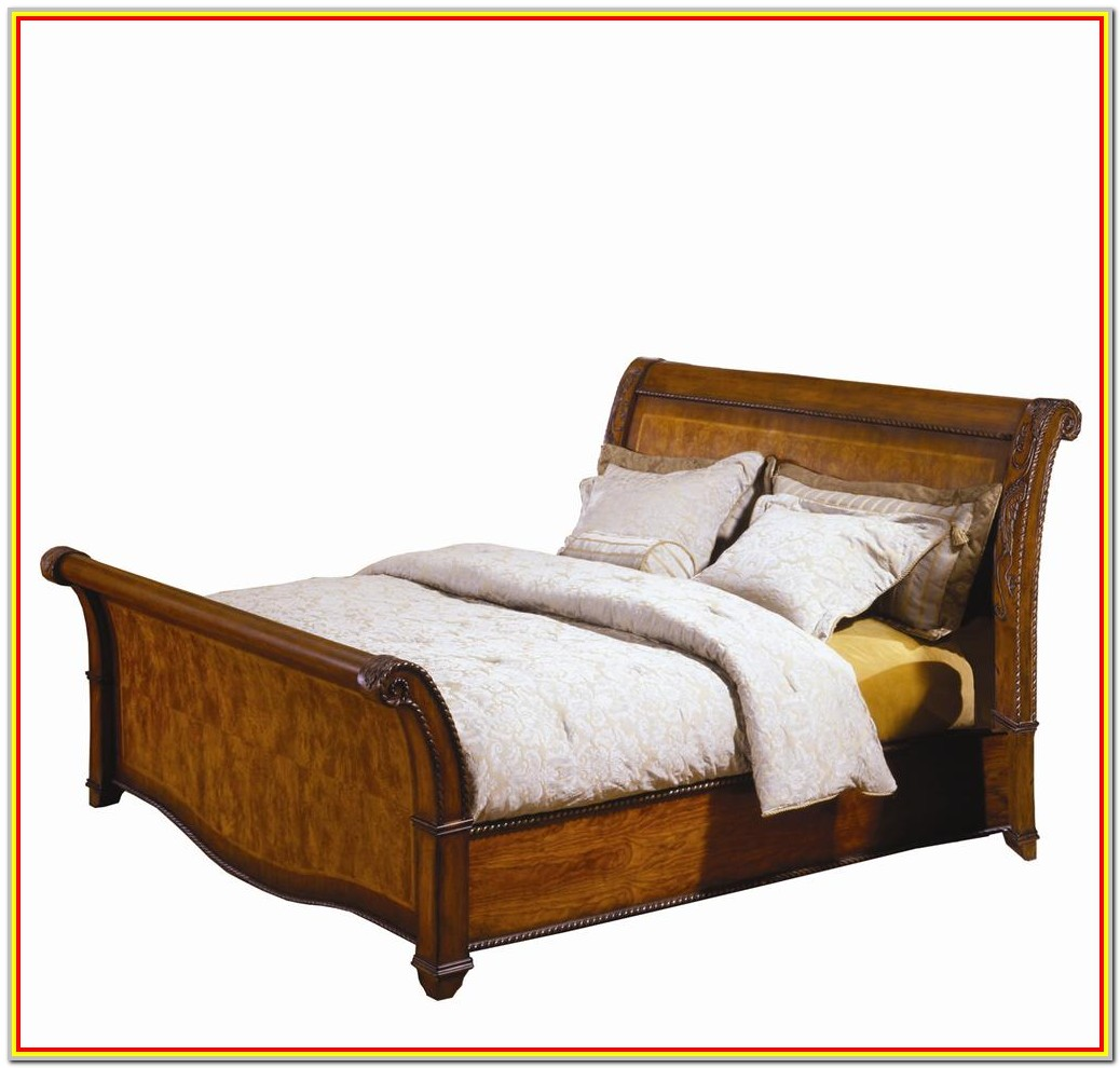 King Size Sleigh Bed Dimensions