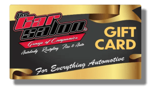 Automotive Gift Cards Calgary