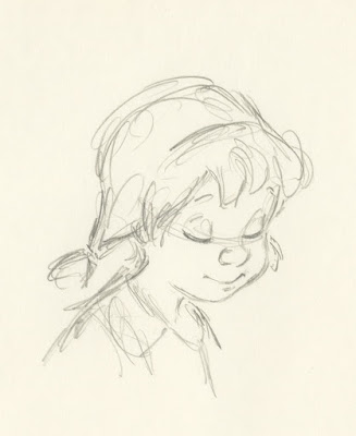 Milt Kahl Drawings