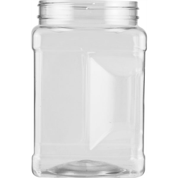Acrylic Mason Keychain Jar Blank
