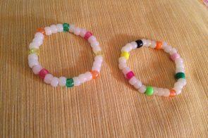Solar beads ultraviolet detection STEM activity