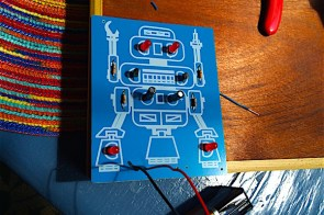 Learn to solder – build a circuit kit – STEM skills