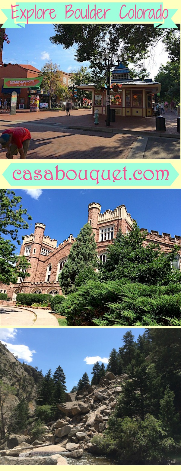 Explore Boulder Colorado, a gem of a Western town. Things to do include arts, food, tech, University of Colorado, Chautauqua, and natural beauty.