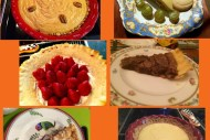 Casa Bouquet pie recipes series. Pie recipes are a true pleasure of life. At Casa Bouquet, pies are a preferred dessert.