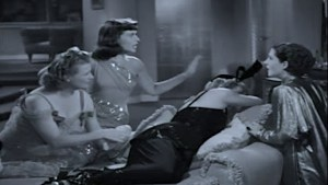 Joan Crawford and Norma Shearer want the same man and Paulette Goddard and Rosalind Russell have the catfight of screen legend. Lisa's Home Bijou: The Women (1939)