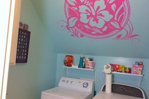 Small laundry room makeover ideas and tips