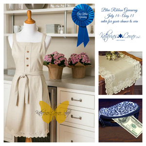 blue ribbon giveaway