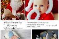 holiday memories giveaway main image