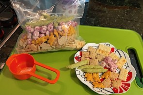 Snack mix for toddlers easy no bake