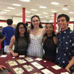 Casino Party at Bowie High school in Austin, TX
