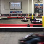 Team Building Event at K1 Speed