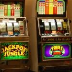 Authentic Slot Machine Party Austin
