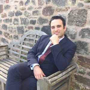 Fernando Moreira, Food & Beverage Manager at The Castle Hotel