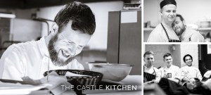 The Castle Kitchen, Head Chef Liam Finnegan