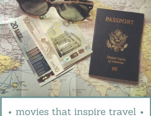 movies that inspire travel