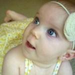 Wordless Wednesday: Beautiful Baby