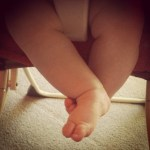 Wordless Wednesday: Tiny Feet