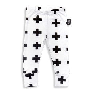 CROSS BABY LEGGINGS