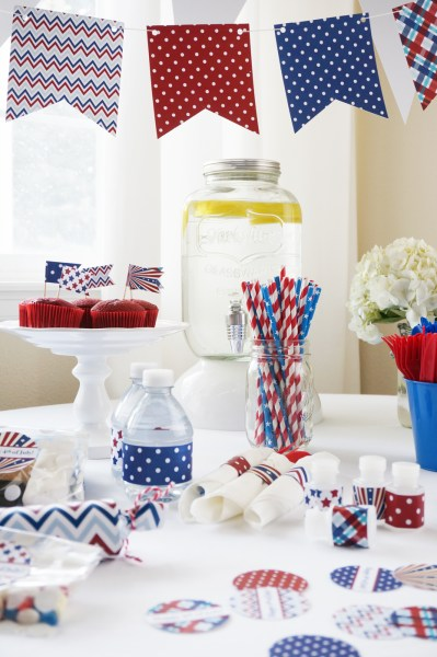 PatrioticPrintableParty