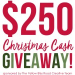 Christmas CASH Giveaway!!