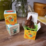 Printable Treat Box for Easter