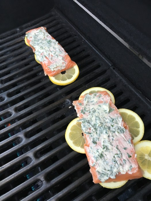 GrilledSalmon - 2
