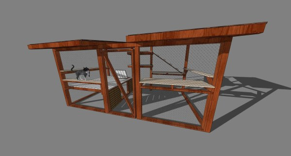 the boulder catio design