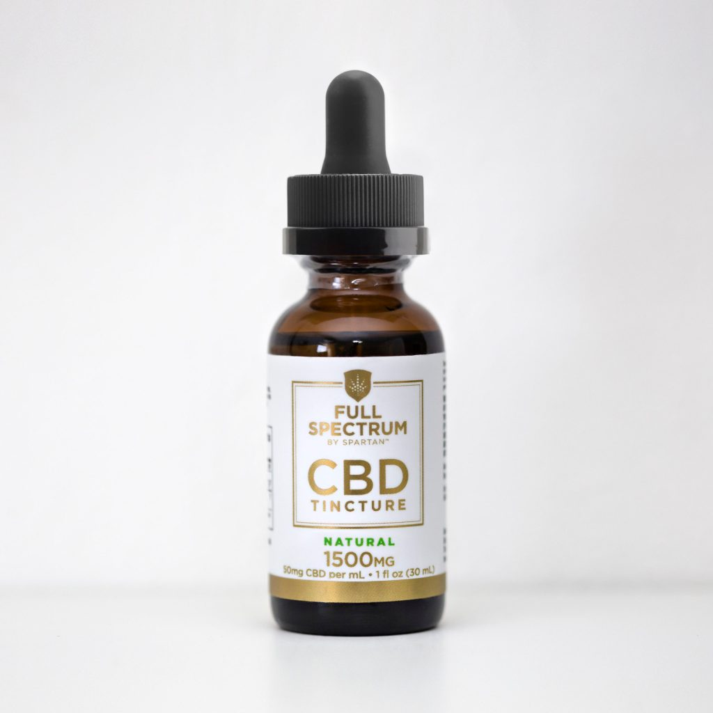 Spartan Full Spectrum 1500mg