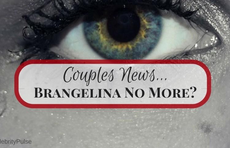 Brad & Angelina headed for divorce!