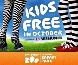 Inexpensive Travel Ideas: Kids are FREE In San Diego ~ October 2012