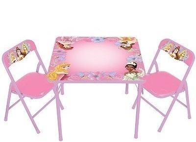 kohl s disney erasable activity table and chair set 24 shipped