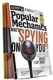 Popular mechanics gift subscription