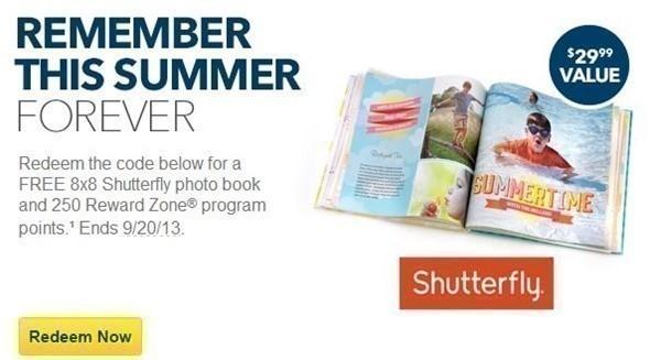 Best Buy Reward Zone Members: Possibly FREE Shutterfly Photo Book (+ ...