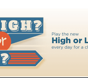 Kroger & Affiliates:  Guess the Price Sweepstakes AND Instant Win Game (Over 1,800 Winners!)