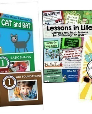 Homeschool Curriculum Resources as low as FREE & 80% OFF