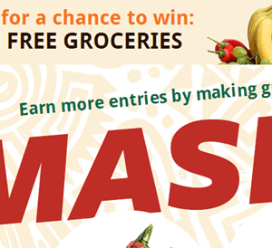 Kroger Taste of Mexico Instant Win Game (15,350 Entries Available to Win)