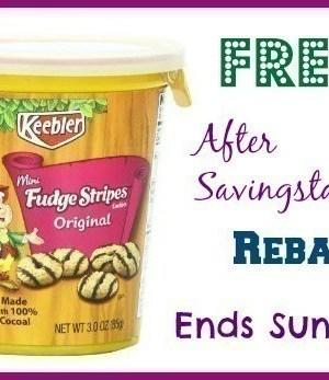 This Week's Best Freebies   Keebler Cookies, Photo Book, Drano, Shaker Cup & More