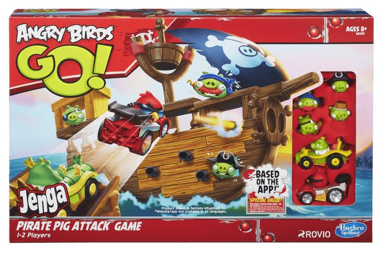 Target Angry Birds Go Jenga Game 17