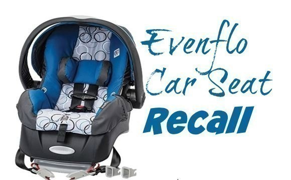 Recall Evenflo Embrace 35 Infant Car Seat The Centsable Pin