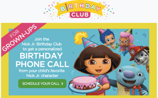 Free personalized birthday phone call from your childs favorite if you have kiddos like i do chances are that they love umi zoomi paw patrol dora bubble guppies more my 3 year old is glued to paw patrol bubble filmwisefo