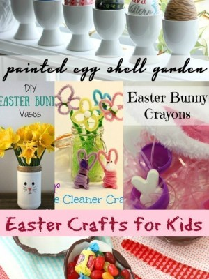 16 Fun & Easy Easter Crafts for Kids