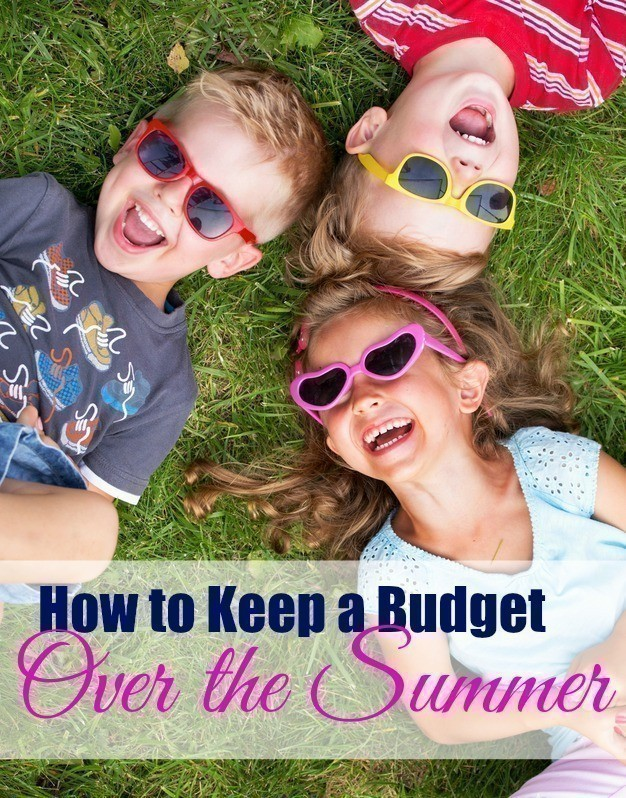 how to keep a budget at home